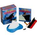 Mini Réplica Do Titanic Para Colecionar Ou Enfeite