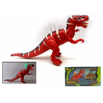 Dinossauro De Brinquedo Com Som Luz E Movimento Espinossauro