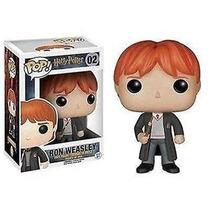 Funko - Pop Filmes: Harry Potter - Ron Weasley #02