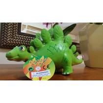 Dinossauro Estegossauro Kids Flexível - Dinolino