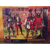 Cavaleiros Medievais Brinqtoys Historicos