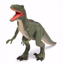 Mighty Megassauro Velociraptor Dinossauro Original Dtc