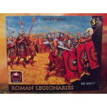 Legionarios Romanos Brinqtoys Medievais Historicos