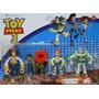 Toy Story 3 Coleção De Bonecos Em Miniatura 4 Personagens