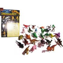 Kit 13 Dinossauro Park Dinossauros Jurassic World