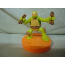 Brinquedo Coleção Tartaruga Ninja Nickelodeon 2015 Mc Donald