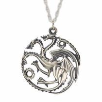 Colar Targaryen Khaleesi Game Of Thrones - Pronta Entrega