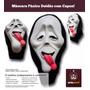 Máscara Fantasia Halloween Todo Mundo Em Pânico ( Doidão )