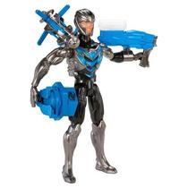 Max Steel Max Ameaça Tripla Mattel