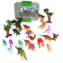 Kit 22 Miniaturas Dinossauro, Dinossauros Jurassic World
