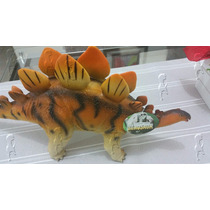 Dinossauro Estegossauro Em Vinil Grande! Loja Dinolino