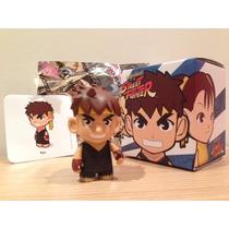 Toy Art Street Fighter Ryu Kidrobot Dunny Munny Figura Luta