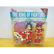 The King Of Fighters - Snk - Kit Athena X Mai - Raridade!!!