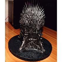 Trono Game Of Thrones - Trono De Ferro Game Of Thrones Got