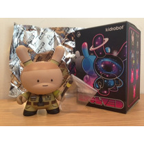 Dunny Evolved Huck Gee Urban Officer Kidrobot Toy Art Munny