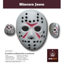 Máscara Terror Halloween E Fantasia - Jason
