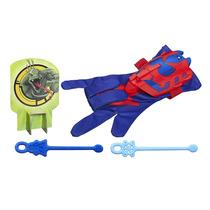 Luva Lançadora De Teias Web Warriors Homem Aranha 2099 - Ha