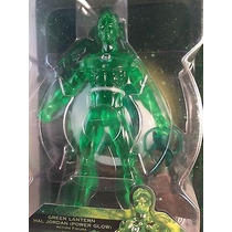 Green Lantern Series 4 Hal Jordan Power Glow - Dc Direct