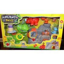 Kit, Brinquedos, Conjunto Infantil Dinossauros - Keenway