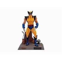 Boneco Wolverine X Men Marvel Select Diamond