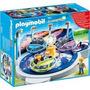 Playmobil 5554 Fun Nave Giratoria Com Luzes