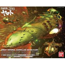 Yamato 2199 Gamilon Haizard Set 1/1000 Snap Kit Bandai
