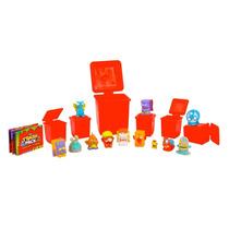 Promoção Brinquedo Trash Pack Com 12 Trashies Série 4 2880
