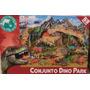 Conjunto Dino Park 53 Peças Toy Major