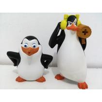Pinguins Madagascar Mc Donalds 2 Peças