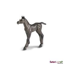 Cavalo De Brinquedo - Safari Wc Potro Árabe Animal Miniature