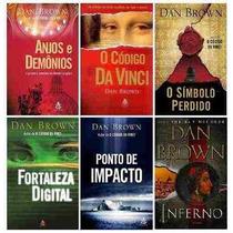 Coleção Completa Dan Brown - 6 Livros - E-book