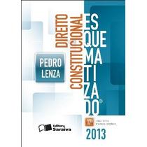Direito Constitucional - Col. Esquematizado - 17ª Ed. 2013 L