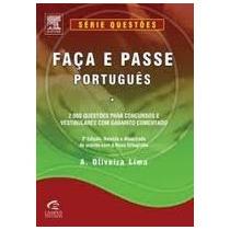 Faça E Passe - Língua Portuguesa (série Questões)
