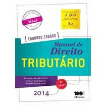 M De Direito Tributário - 6ª Ed. 2014 Sabbag, Eduardo E