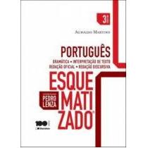 Português Esquematizado - Gramática, Interpretação De Texto.
