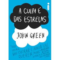 Livro Ebook A Culpa É Das Estrelas - John Green - Digital