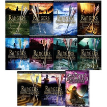 Livros Série Rangers - John Flanagan Epub Original