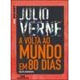 A Volta Ao Mundo Em 80 Dias Verne, Julio Melhoramentos (ediç