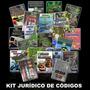 Kit Jurídico De Códigos P Advogados, Concurseiros E Alunos