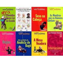Luis Fernando Veríssimo - 8 Livros Epub + 7 Brindes Epub