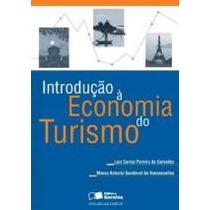 Introdução À Economia Do Turismo - 1ª Edição Vasconcellos, M