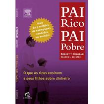 Livro Pai Rico Pai Pobre Robert Kiyosaki Promoção!!