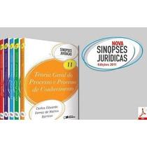 Coleção Sinopses Juridicas - 33 Livros Digitais