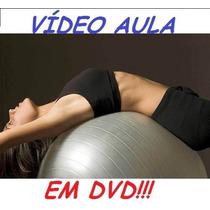 Ginástica Com Bola Gigante! 2 Dvds! Pague Com Mercado Pago!