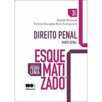 Direito Penal Esquematizado - Parte Geral - 3ª Ed. 2014 (coo