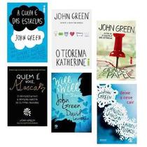 Coleção John Green Ebook. Digital.