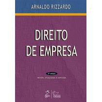 Direito De Empresa, 5ª Edição (2014) Formato: Epub (digital