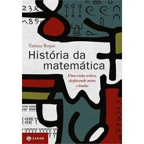 Historia Da Matematica, Formato: Epub (digital)