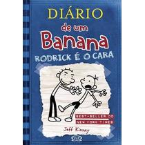 Diario De Um Banana, Rodrick É O Cara, Formato: Epub (digita