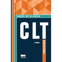 E-book Clt Comentada 8e - Amador Paes De Almeida